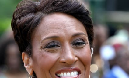 Robin Roberts Makes Return to Good Morning America