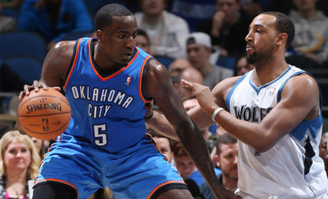Kendrick Perkins Arrested For Punching Woman in the Face at Club