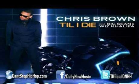 "Chris Brown, Big Sean & Wiz Khalifa Team Up on ""Til I Die"": First Listen!"
