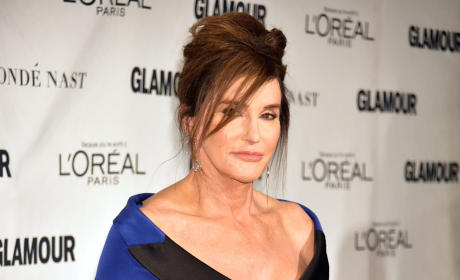 Caitlyn Jenner at Glamour Awards