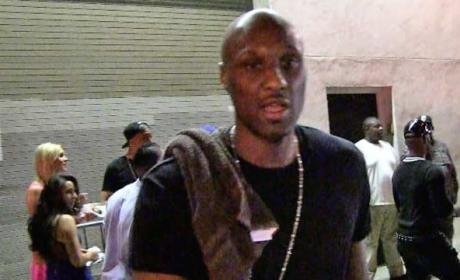 Lamar Odom on Khloe Kardashian: She's My Soul Mate! We'll Never Part!