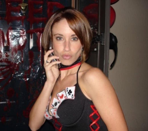 Casey Anthony Partying