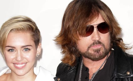 "Miley Cyrus: ""Feeling Much Better,"" According to Dad"