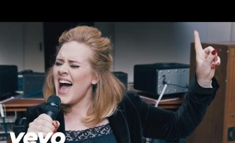 Adele Releases New, AMAZING Song: Listen Now!