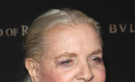 Lauren Bacall Dies; Legendary Actress Was 89