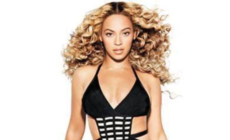 Beyonce Shape Photo