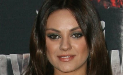 Mila Kunis: Baby Bump Photos From MTV Movie Awards!
