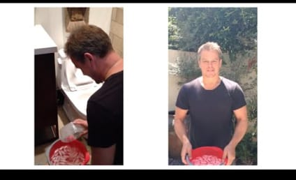 Matt Damon Uses Toilet Water for ALS Ice Bucket Challenge: Find Out Why