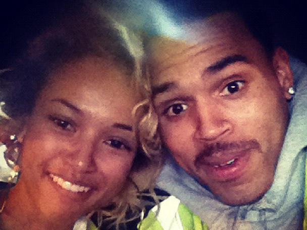 Karrueche and Chris