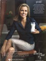 Meredith Vieira, Got Milk