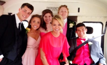 Michelle Beadle Attends Prom with Jack Jablonski, Paralyzed Minnesota Hockey Player