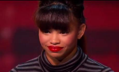 Tiah Tolliver Creates Drama on The X Factor