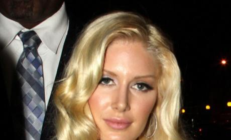 Heidi Montag's Manager Sees Dead People