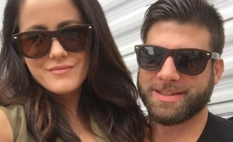 Jenelle Evans, David Eason on Instagram
