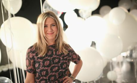 Jennifer Aniston Named Most Beautiful Woman in the World