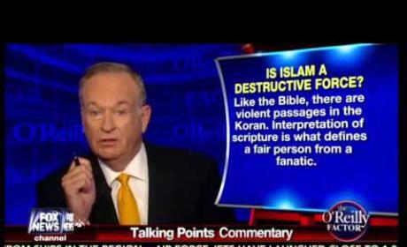 Bill O'Reilly on Bill Maher-Ben Affleck Debate