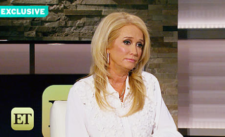 Kim Richards on Entertainment Tonight