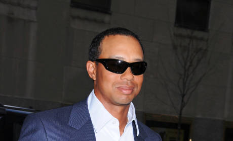 Tiger Woods and Lindsey Vonn: Going Strong, Spending Time With Family!