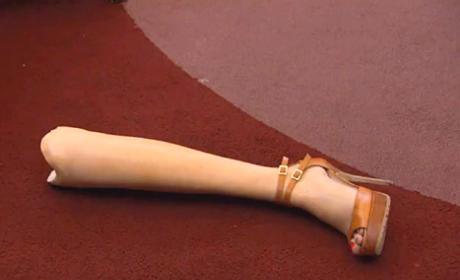 Aviva Drescher Leg