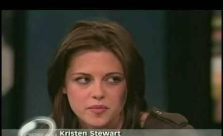 Oprah Talks Twilight
