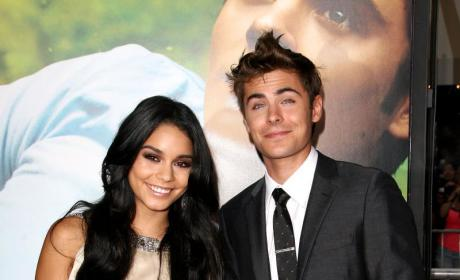 Zanessa on the Red Carpet: Charlie St. Cloud Premiere Pics