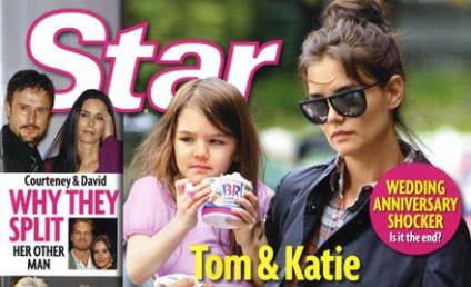TomKat and Suri Cruise: The Broken Home!