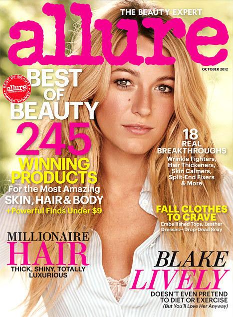 Blake Lively Allure