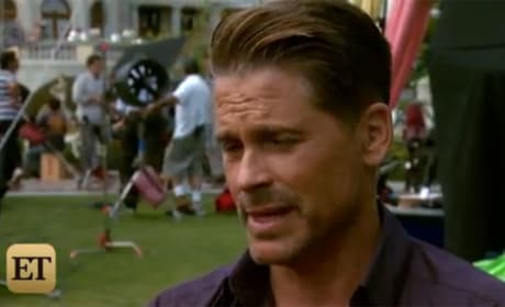 Rob Lowe: Kelly Ripa's New Co-host on Live!?