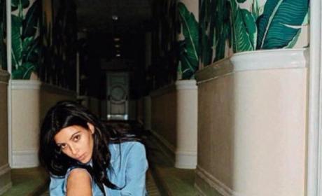 Kim Kardashian Vogue Spain Picture