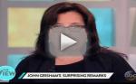 Rosie O'Donnell Slams John Grisham