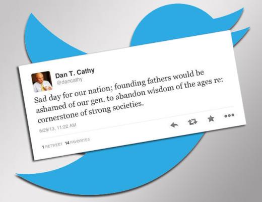 D. Cathy Tweet