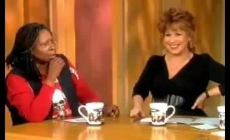 Elisabeth Hasselbeck, Joy Behar Rumble on The View