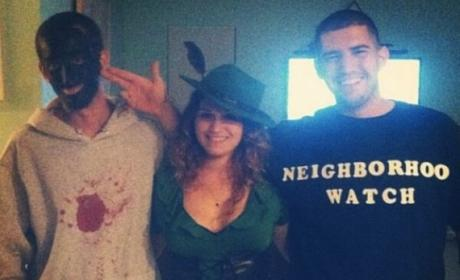 Are the Trayvon Martin and George Zimmerman costumes offensive?