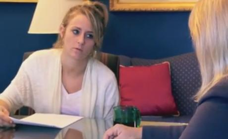 Leah Messer Loses Custody of Twins, Tries To Hold It Together