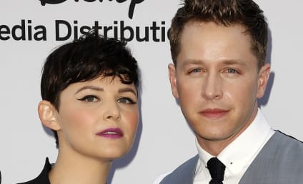 Ginnifer Goodwin and Josh Dallas: Married!