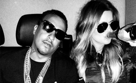 French Montana: Dumped By Khloe Kardashian For Sexting Malika Haqq?!