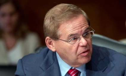 Robert Menendez Reimburses Donor For Trips to Maybe Have Sex With Prostitutes