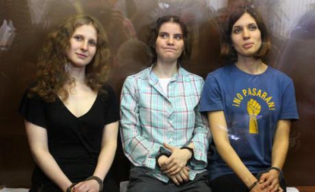 Pussy Riot Reaction: Stars Express Shock, Black Keys to Boycott Russia