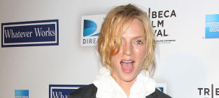Uma Thurman on Robert Pattinson: Dashing! Really Good!