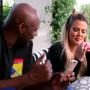 Khloe Kardashian Lamar Odom Keeping Up With Kardashians Pic