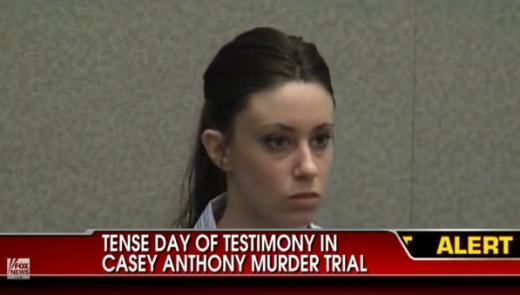 Casey Anthony Pic