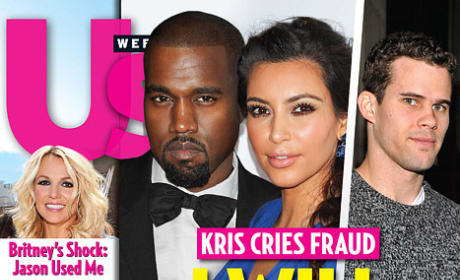 Kanye West Bans Rap Music from Kim Kardashian's Womb