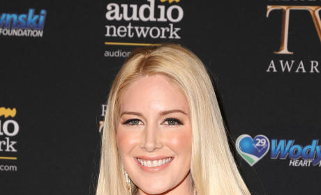 Heidi Montag Reality TV Awards