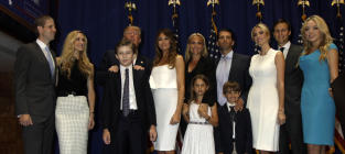 Donald Trump: Still Loved by Own Children!