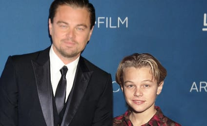 10 Cool Pics of Stars Hanging With Younger Versions of Themselves!