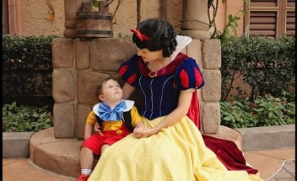 Only Snow White Can Make This Autistic Boy Smile