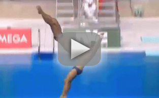 Synchronized Diving FAIL!