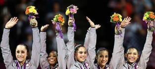 Team USA Women's Gymnastics