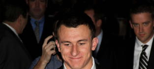 Johnny Manziel: Doused With Drinks During Nightclub Melee!