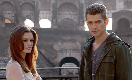 Rachel Bilson and Hayden Christensen: Engaged!